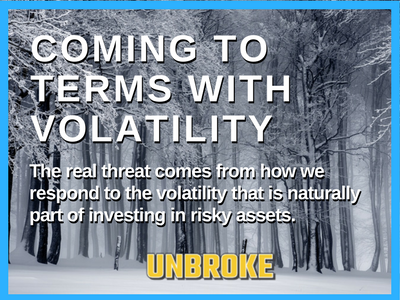Market volatility is always lurking.