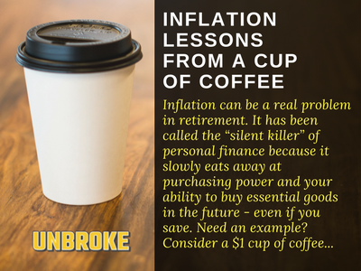 inflation lessons from cup of coffee